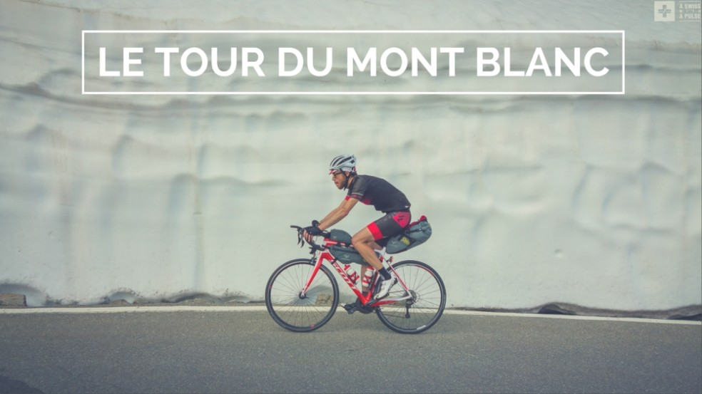 Ultralight bike touring in the Alps: le Tour du Mont Blanc
