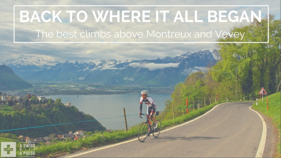 Cycling in the Alps: the best climbs above Montreux and Vevey